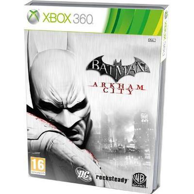Batman: Arkham City - Steelbook Edition