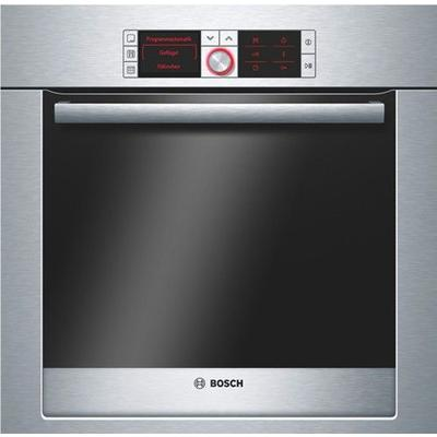 Bosch HBA78B750B Brushed Steel
