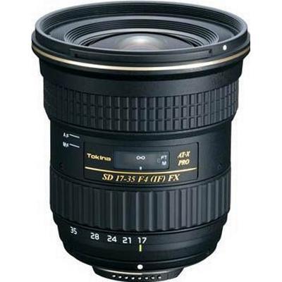 Tokina AT-X SD 17-35mm F/4 PRO FX for Nikon F