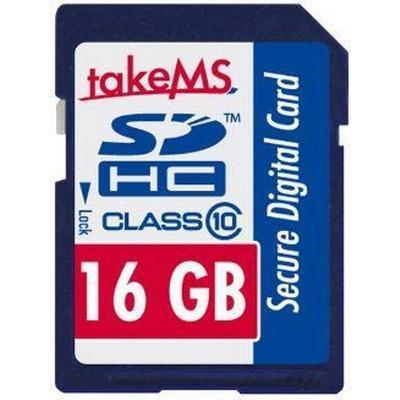TakeMS SDHC Class 10 16GB