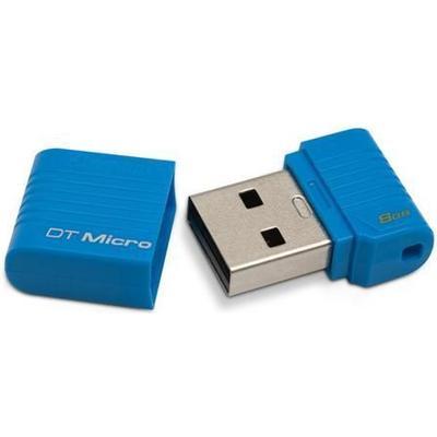 Kingston DataTraveler Micro 8GB USB 2.0