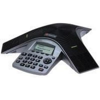 Polycom SoundStation Duo Black