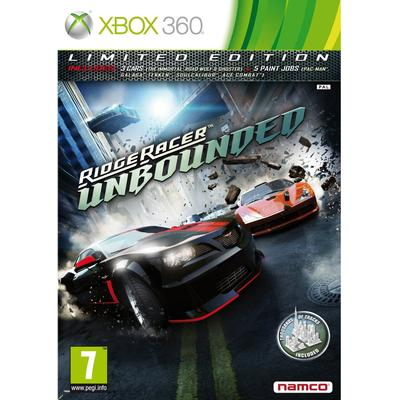 Ridge Racer Unbounded: Limited Edition