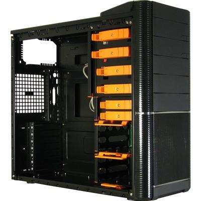 Inter-Tech IT-9908 Aspirator II Black