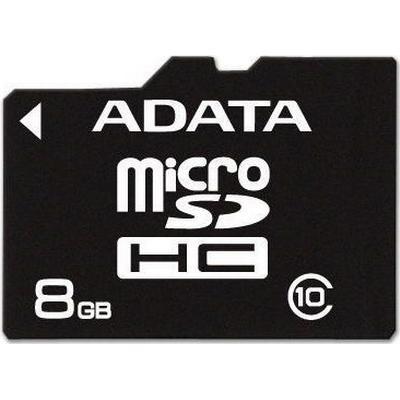 Adata MicroSDHC Class 10 8GB