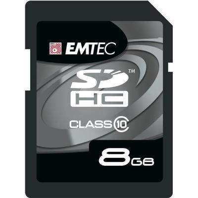 Emtec SDHC Class 10 8GB (150x)