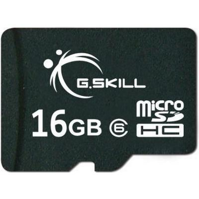 G.Skill MicroSDHC Class 6 16GB