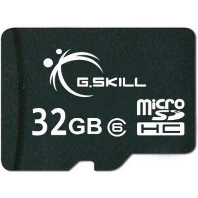 G.Skill MicroSDHC Class 6 32GB