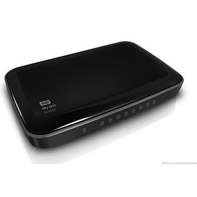 Western Digital My Net Switch (WDBJVC0000NCH)