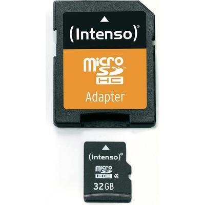 Intenso microSDHC Class 4 32GB