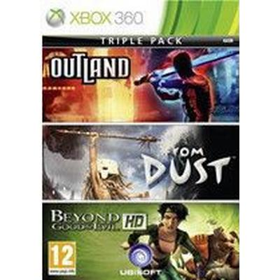 Triple Pack (Beyond Good & Evil + From Dust + Outland)