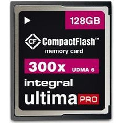 Integral UltimaPro Compact Flash 128GB (300x)