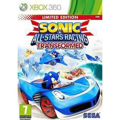 Sonic All-Stars Racing Transformed: Limited Edition