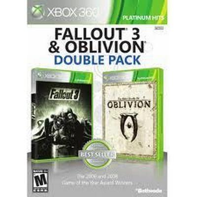 Double Pack (Fallout 3 + Oblivion)