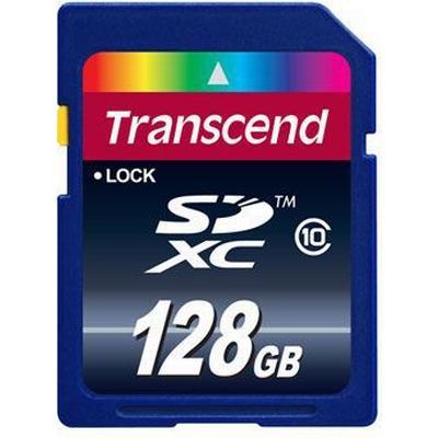 Transcend SDXC Class 10 128GB