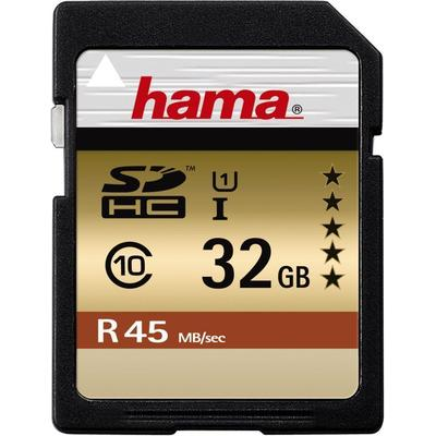 Hama SDHC 45MB/s 32GB