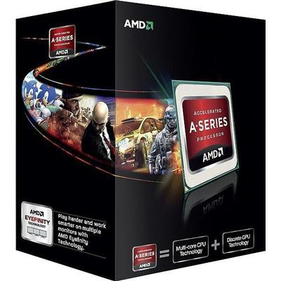 AMD Dual-Core A6-5400K 3.6GHz, Box