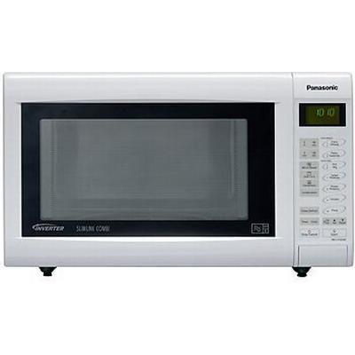 Panasonic NN-CT552WBPQ White