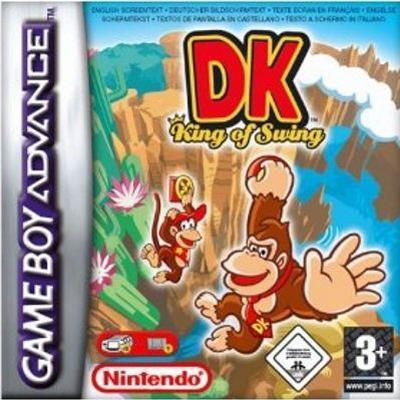 Donkey Kong - King of Swing
