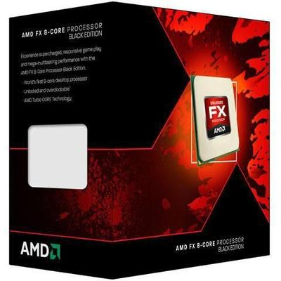 AMD FX-8320 3.5GHz, Box