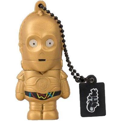 Tribe Star Wars C-3PO 8GB USB 2.0