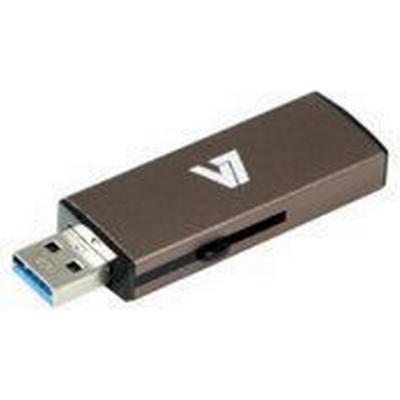 V7 Slide-In 16GB USB 3.0