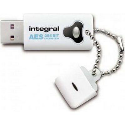 Integral Crypto Mac Fips 197 Encrypted 8GB USB 2.0