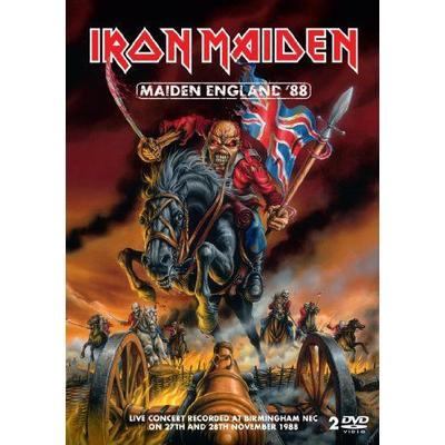 Maiden England '88 (DVD)