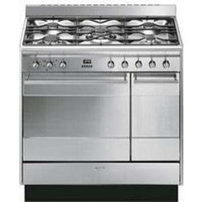 Smeg SUK92MX9 Stainless Steel