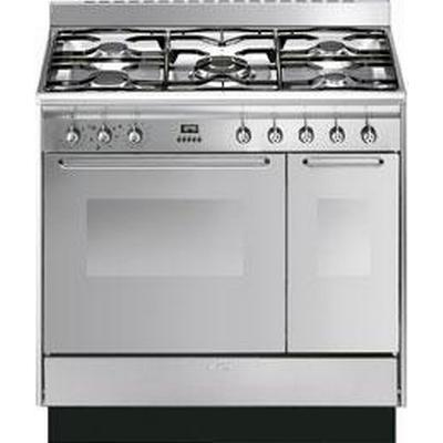 Smeg CC92MX9 Stainless Steel