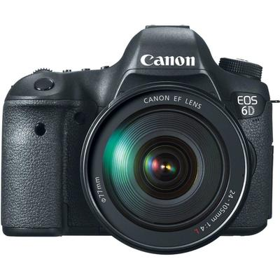 Canon EOS 6D (WG) + 24-105mm IS