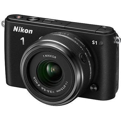 Nikon 1 S1 + 11-27.5mm