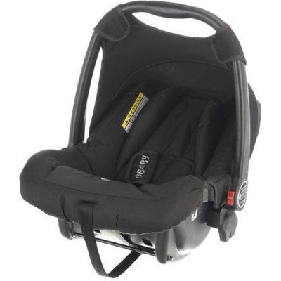 OBaby 0+ Car Seat with Chase Adaptors