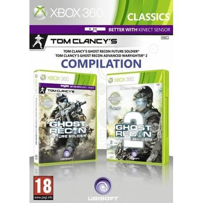 Double Pack (Tom Clancy's Ghost Recon Future Soldier + Tom Clancy's Ghost Recon Advanced Warfighter 2)