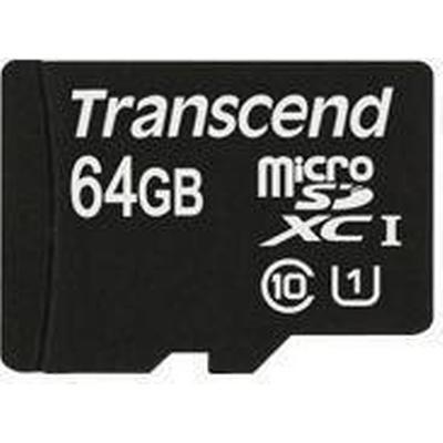 Transcend MicroSDXC UHS-I 64GB