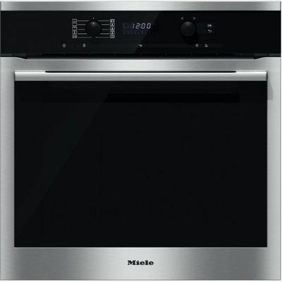 Miele H 6160 B Stainless Steel