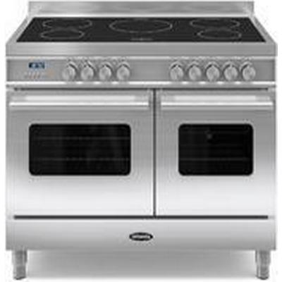 Britannia Delphi 100 Twin Induction Stainless Steel
