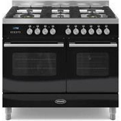 Britannia Delphi 100 Twin Dual Fuel Black