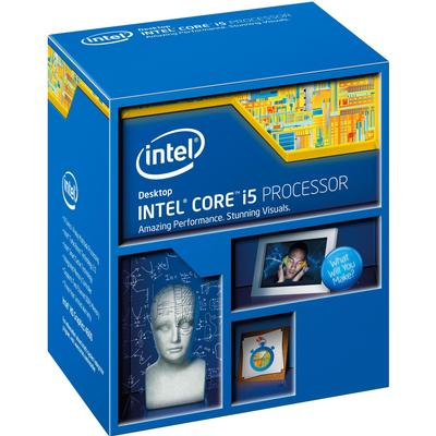 Intel Core i5-4670 3.4GHz, Box