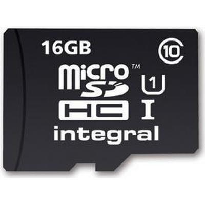 Integral UltimaPro MicroSDHC 40MB/s 16GB