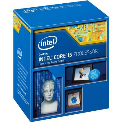 Intel Core i5-4670K 3.4GHz, Box