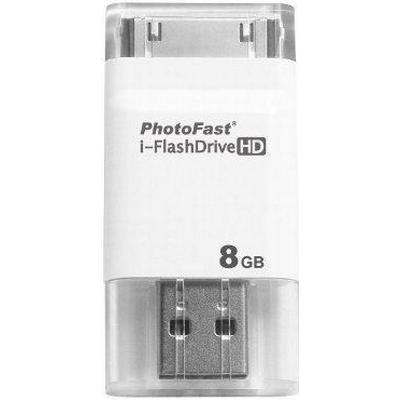 PhotoFast i-FlashDrive HD 8GB USB 2.0
