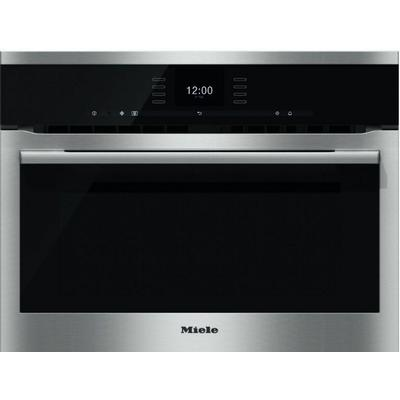 Miele H6500BMCLST Stainless Steel