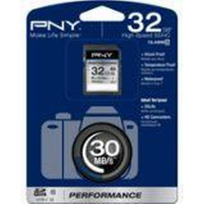 PNY SDHC Performance UHS-I 32GB