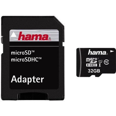 Hama MicroSDHC UHS-I 32GB