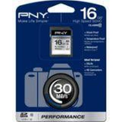 PNY SDHC Performance UHS-I 16GB