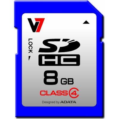 V7 SDHC Class 4 8GB