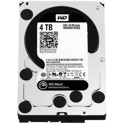 Western Digital Black WD4001FAEX 4TB