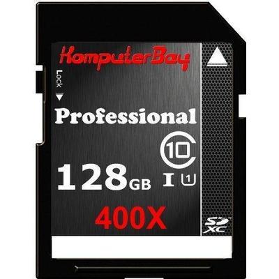 Komputerbay SDXC Professional UHS-I U1 128GB (400x)
