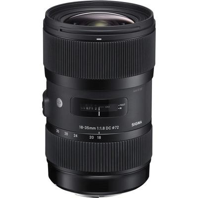Sigma 18-35mm F1.8 DC HSM Art for Nikon